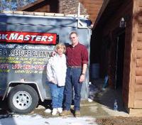 north carolina log home restoration
