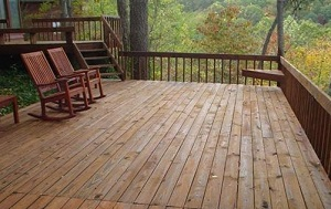 deck restoration Martinsville
