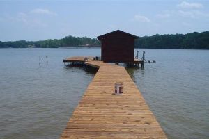 dock cleaning north carolina