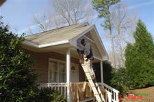 exterior painting north carolina
