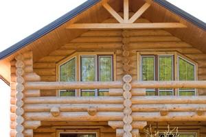 log home maintenance Asheville