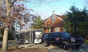 log home restoration barnwell