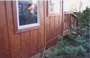 log home restoration beaufort