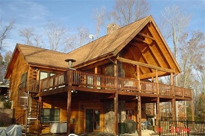 log home restoration gaffney