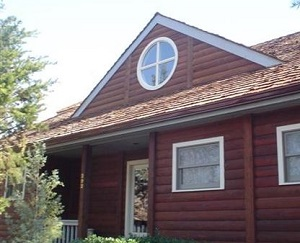 log home restoration henderson