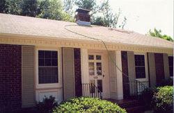 roof cleaning south carolina