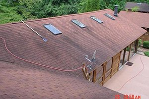 roof cleaning north carolina